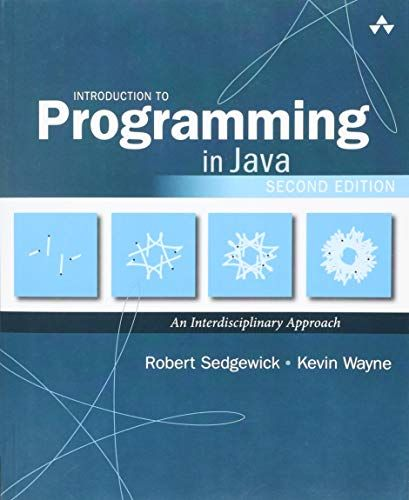 DOWNLOAD PDF] Introduction to Programming in Java An