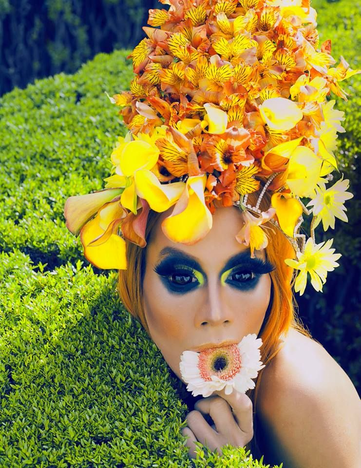 Photographer: Sequoia Emmanuelle Photography Model: Raja Gemini Interviewer: Adrienne Glenn - Curvy Model