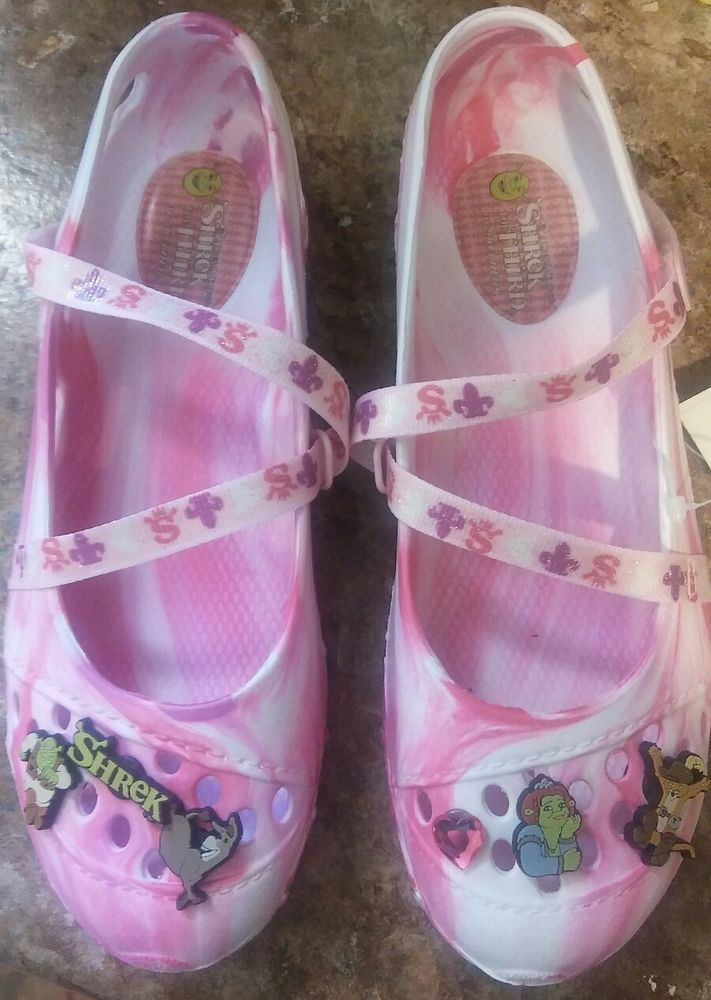 skechers crocs kids