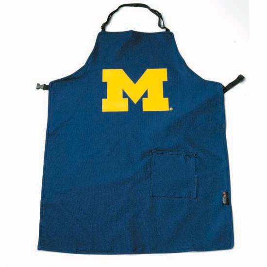 NCAA Michigan Wolverines Apron