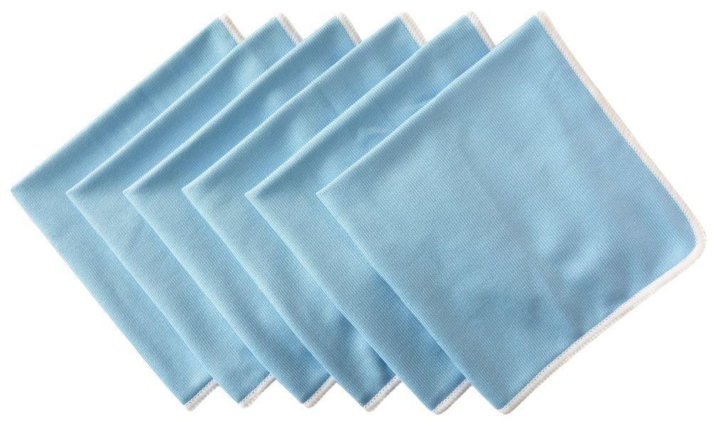 Sinland 6 PZ Finestra Asciugamano In Microfibra di Vetro Parabrezza panni di Pulizia Per Occhiali Asciugamani asciugatura Rapida resistente vetro rubinetti Due Dimensioni