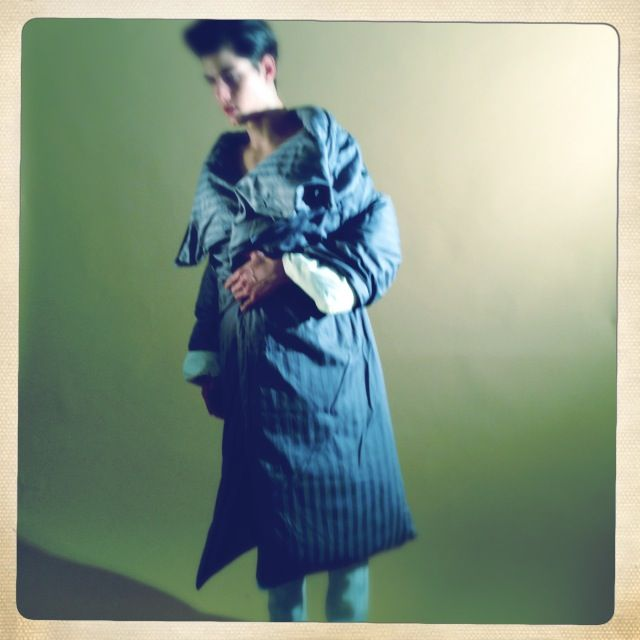 Simone Nobili for Maison Martin Margiela with H  http://theflamboyantblog.wordpress.com/2012/10/26/a-taste-of-whats-to-come-mmm-with-hm-its-a-rhyme/
