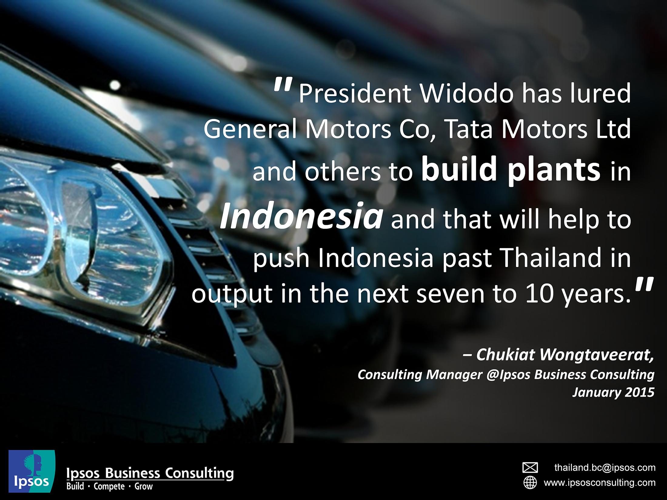 Indonesia set to take Regional Crown! Read what Chukiat