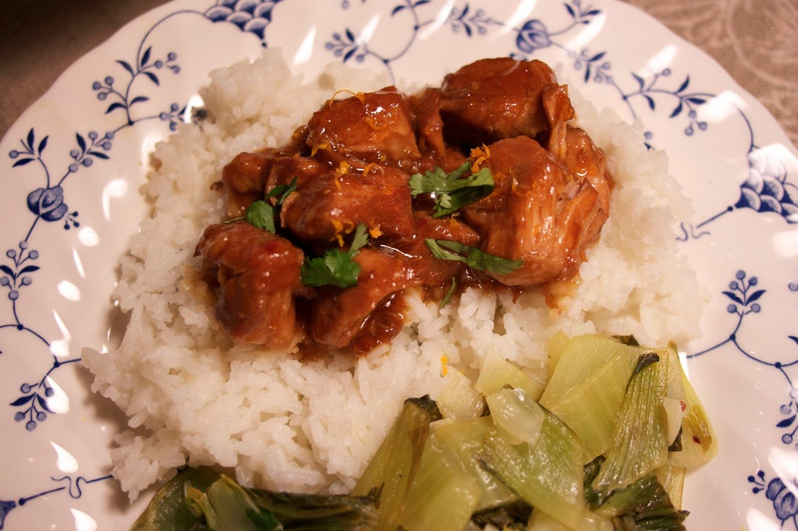 Simple Living and Eating: Slow Cooker Red Cooked Pork (Hong Shao Rou) #Food of the World: China
