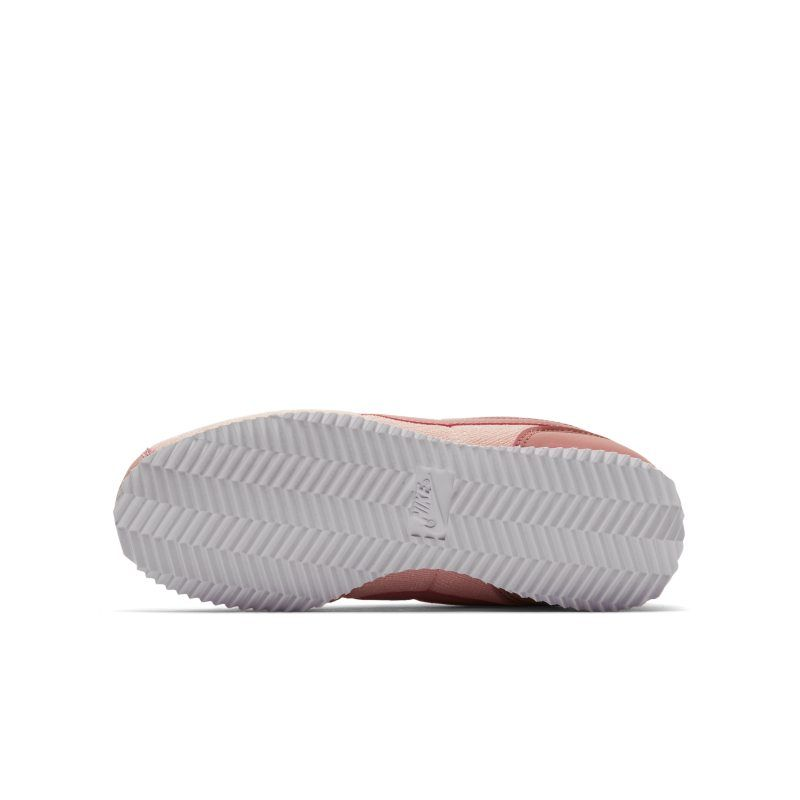 Nike Cortez Basic Text SE Older Kids  Shoe - Pink  6402e5ff7