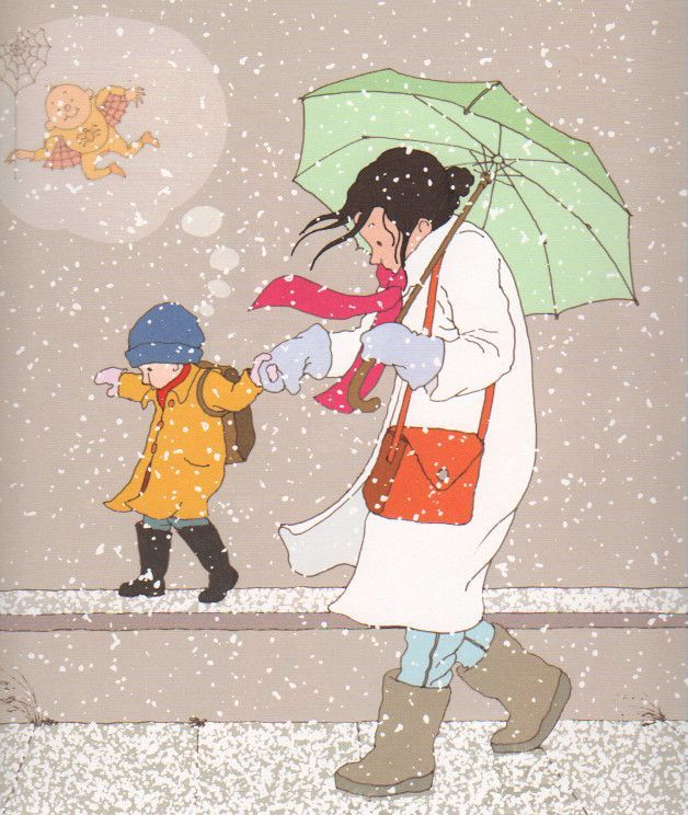 books4yourkids.com: There's Going to Be a Baby written by John Burningham and illustrated by Helen Oxenbury