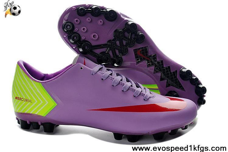 Discount purple red nike mercurial vapor x ag shoes shop