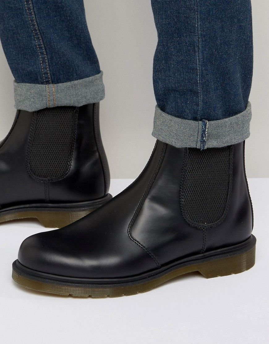 Dr Martens 2976 Chelsea Boots Black Boots Chelsea Boots Dr Martens Boots
