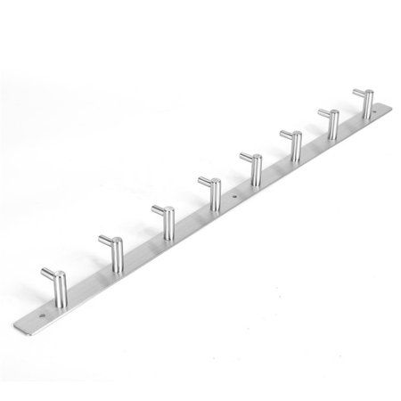 c2d9dc0b06a Wall Hanger 304 Solid Stainless Unscrewable Hooks Coat Hat Clothes Robe  Holder Hook Rack