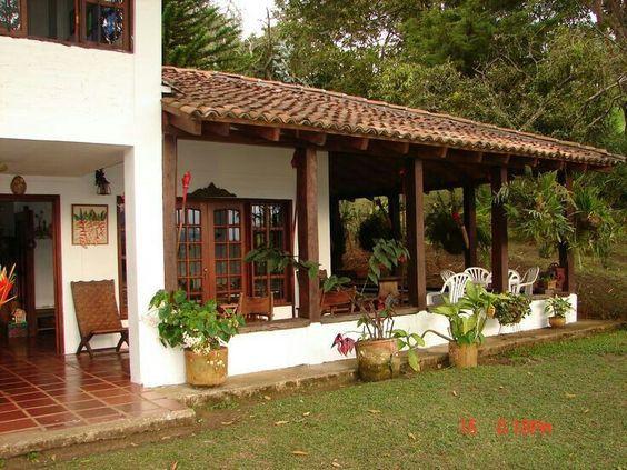 Porches Con Tejas Diseño De Techos Exteriores De Casas