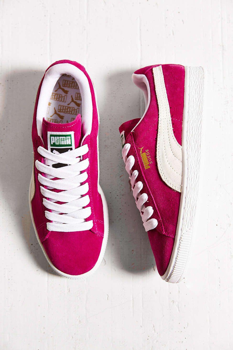 Puma Classic Lace-Up Sneaker