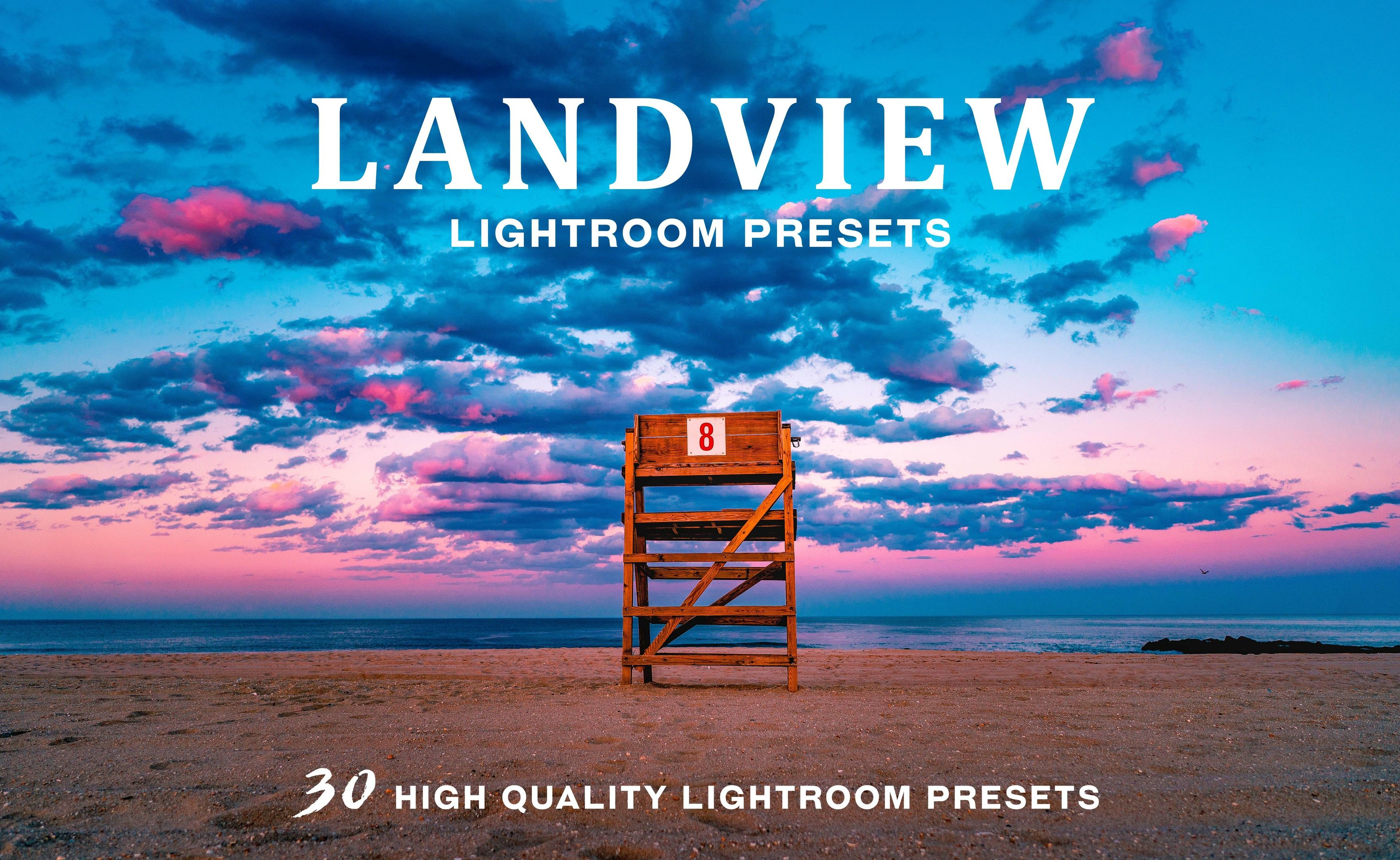 Landview Lightroom Presets | Lightroom Presets by sellfy