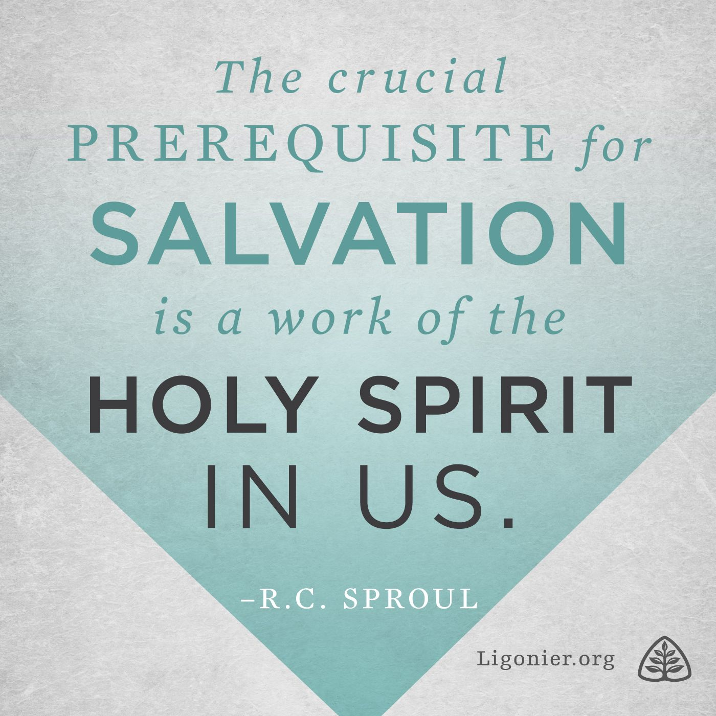 the work of the holy spirit in Because of this widespread confusion about the ministry of the holy spirit, it is essential that we learn from our lord as he teaches how the holy spirit will work in the disciples and, by extension, in the church, after christ's ascension into heaven.