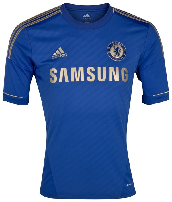 1bd74a0f329 Chelsea FC 2012-2013 Home Kit