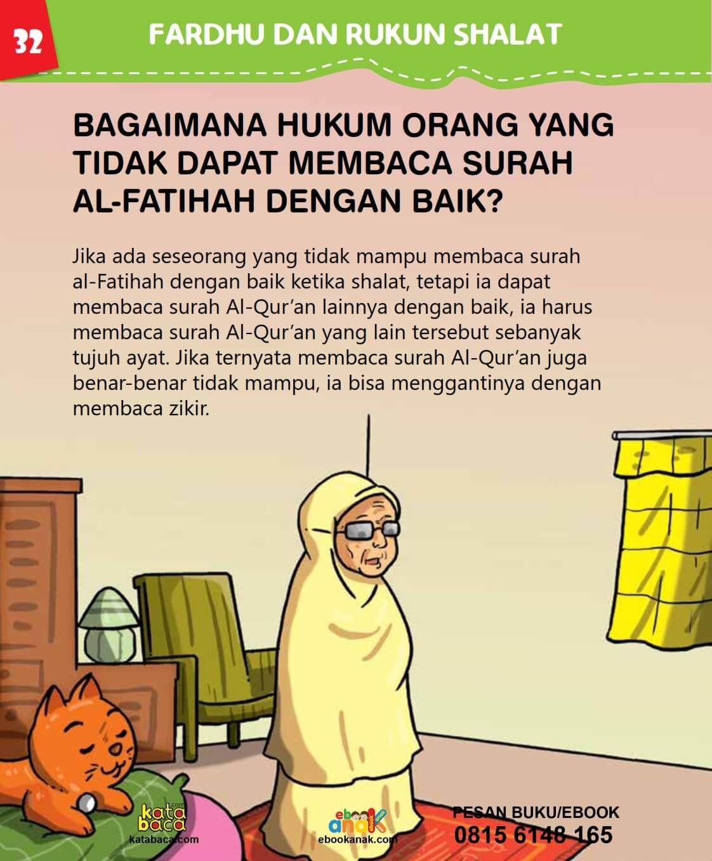 Hukum Orang Yang Tidak Bisa Membaca Al Fatihah Dengan Baik Membaca Hukum Quran