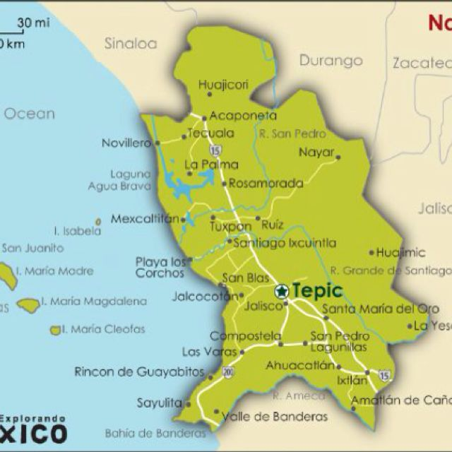 NAYARIT! Where my family is from! BLESSED TO HAVE BEST of BOTH