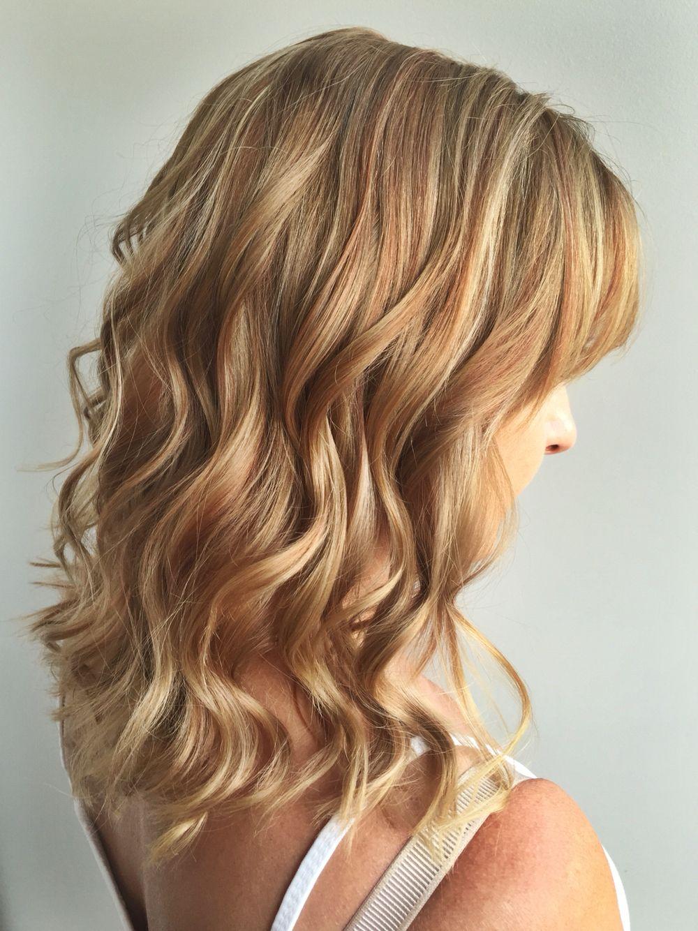 Soft Copper Hair Copper Highlights Warm Blonde Golden Blonde Summery Blonde Warm Blonde Blonde Hair With Highlights Copper Hair