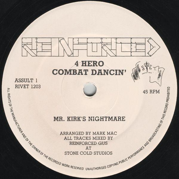4 Hero - Mr Kirk's Nightmare (1990)