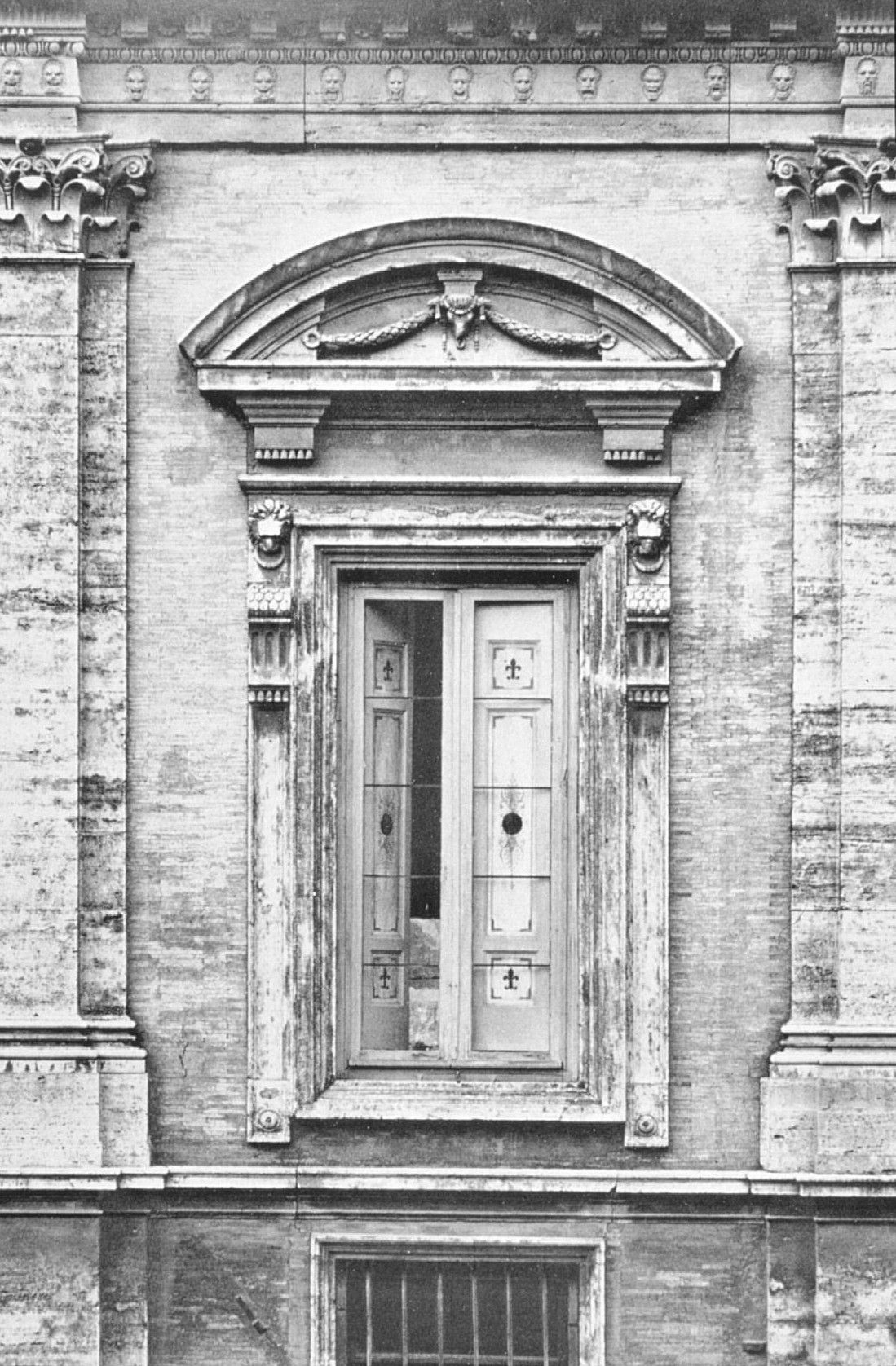 the first palace design displaying the superimposition of the its building history involved some of the most prominent italian architects of the century including michelangelo jacopo barozzi da vignola and giacomo