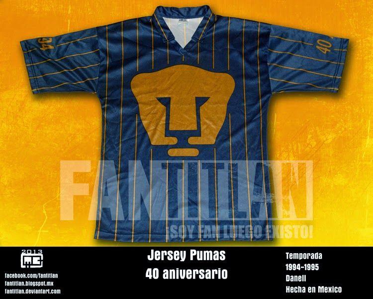 Jersey 40 aniversario Temp. 94-95  f8dfe75a7
