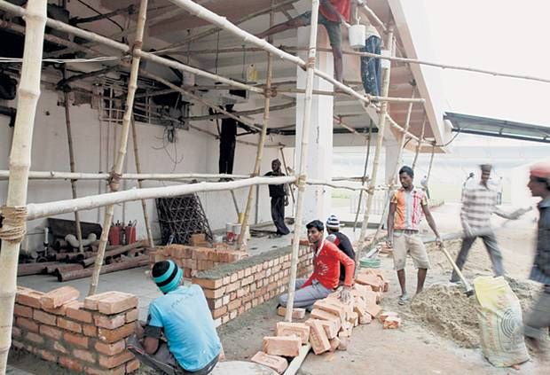 World Cup in disarray as Eden Gardens deemed unfit is part of World cup, Cricket sport, Garden of eden, Cricket world cup, Sports, Cricket - Venue for India v England and four other stadiums not ready for action despite the ICC's warnings