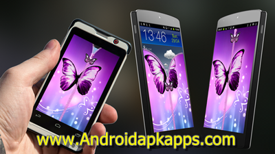 Download Butterfly Lockscreen Apk 1.7.9 Android Latest