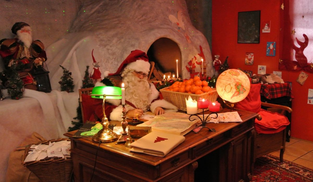 Il villaggio di Babbo Natale Babbo natale, Natale