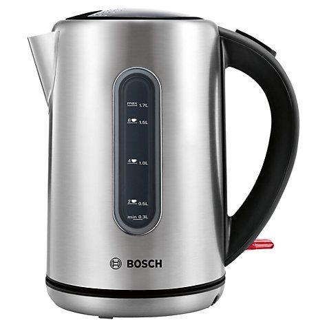 Bosch TWK7901GB City Kettle, Stainless