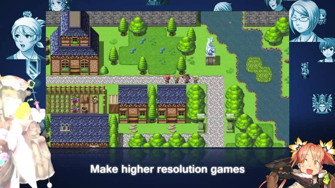 RPG Maker MV Launch Trailer (PC) (With images) Rpg