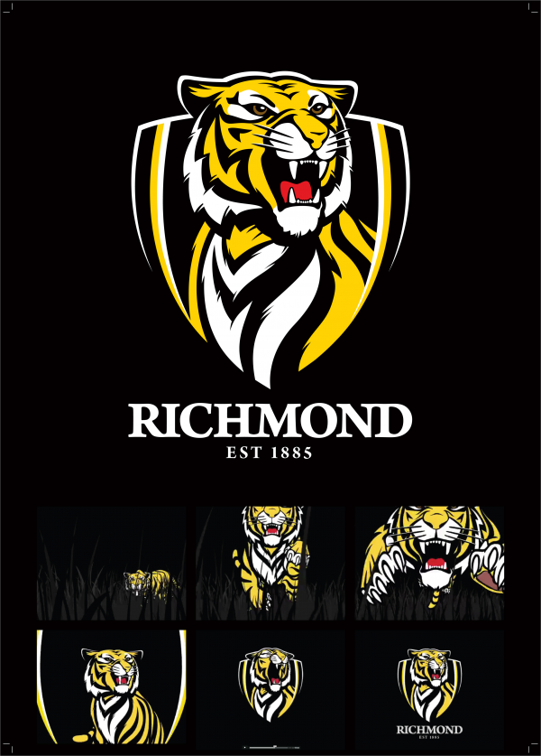 Richmond Football Club With Images Richmond Football Club Richmond Afl Richmond