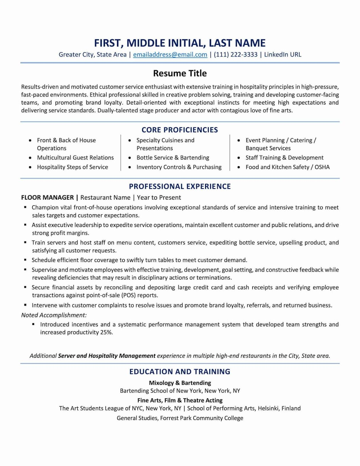 Cv Resume Meaning In Hindi