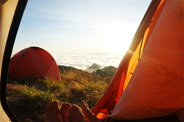 Mt Rinjani | Our Feet on the Earth