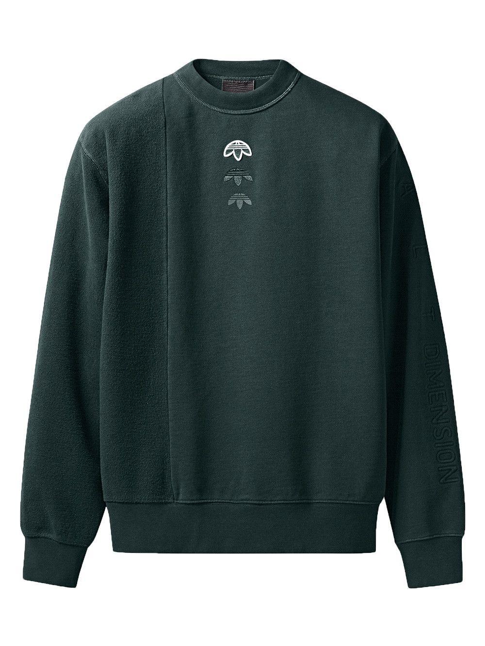 Adidas Originals By Alexander Wang Aw Inout Crew Neck Sweatshirt Modesens Mens Sweatshirts Hoodie Adidas Shirt Mens Adidas Hoodie Mens [ 1333 x 1000 Pixel ]