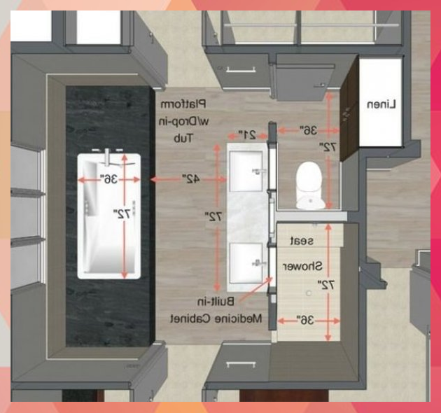 Badezimmerplaner Online Das Traumbad Spielend Leicht Planen In 2020 Traumbad Grosse Badezimmer Bad