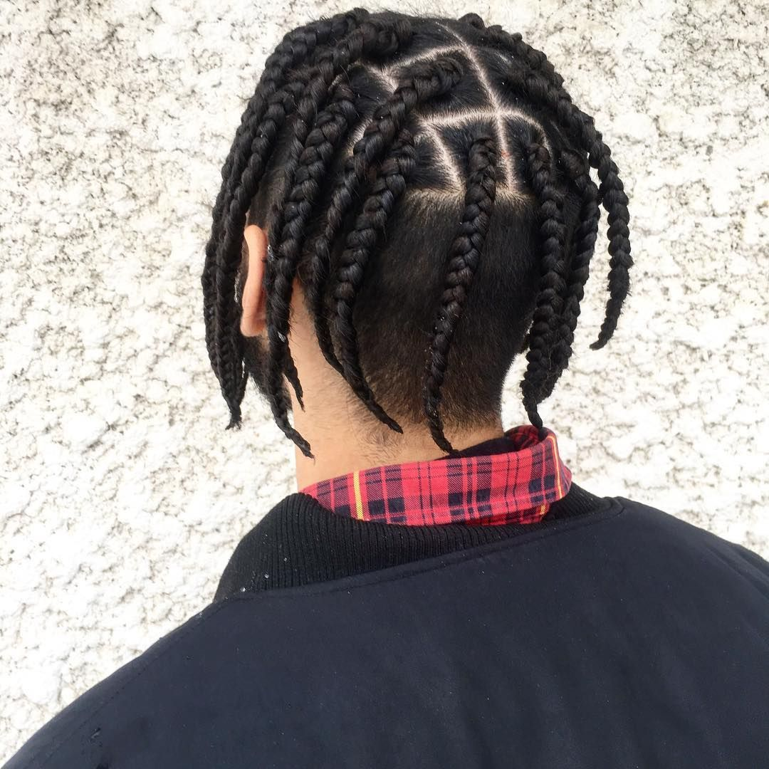 awesome 50 Masculine Braids For Long Hair , Be Unique