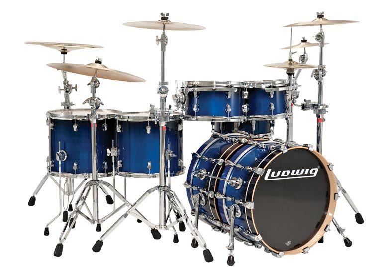 Ludwig Drum Set | Epic Modular Kit