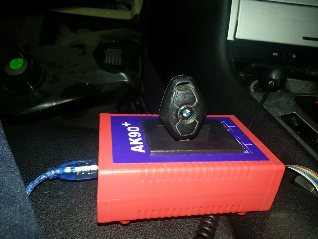 Ak90 Diy Code Your Own Transponder And Have Your Own Bmw Key