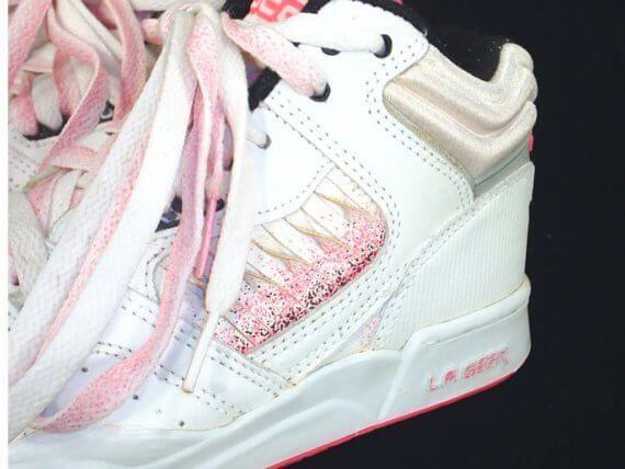 popular shoe brands in the 80s