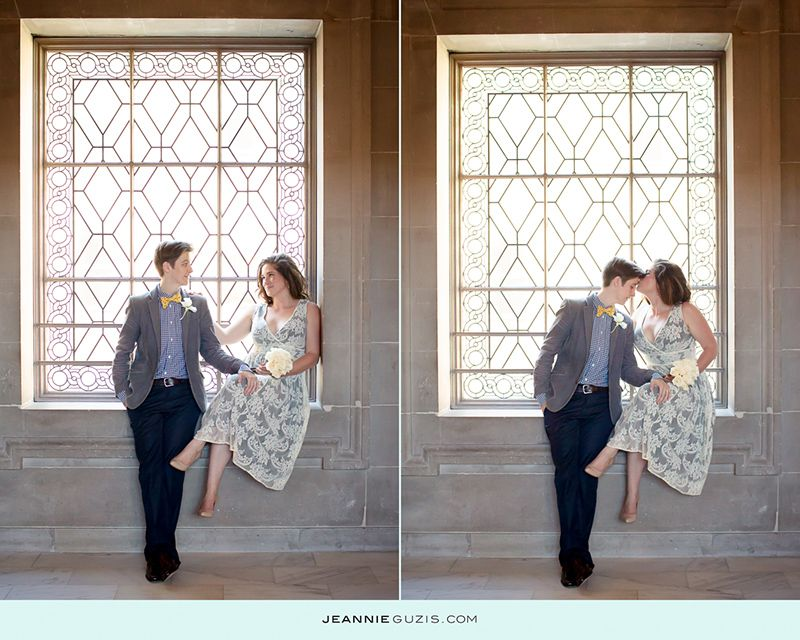 San Francisco Wedding Photography City Hall