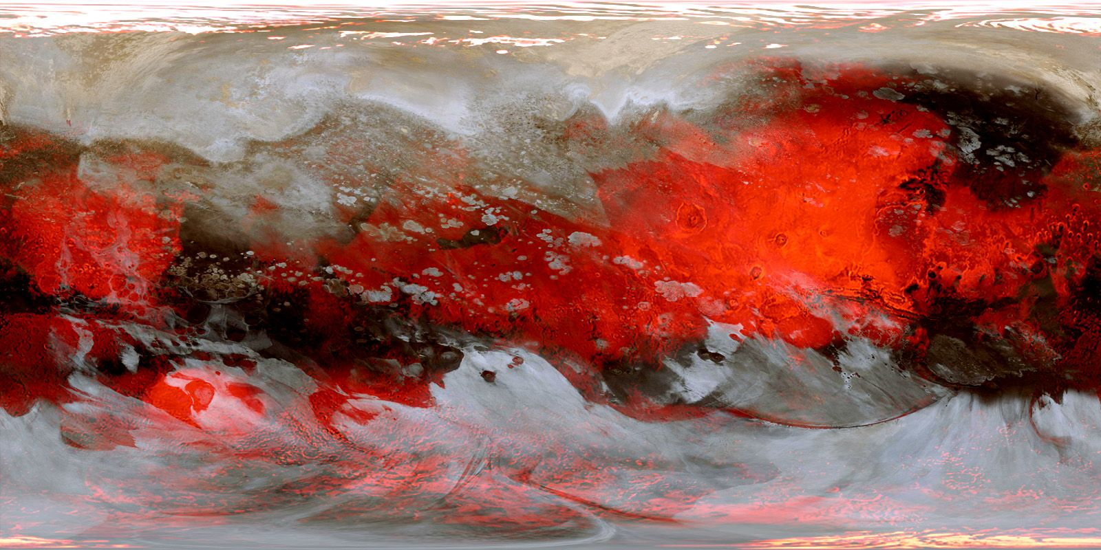 planets red | Red in 2019 | Artwork, Painting, Art