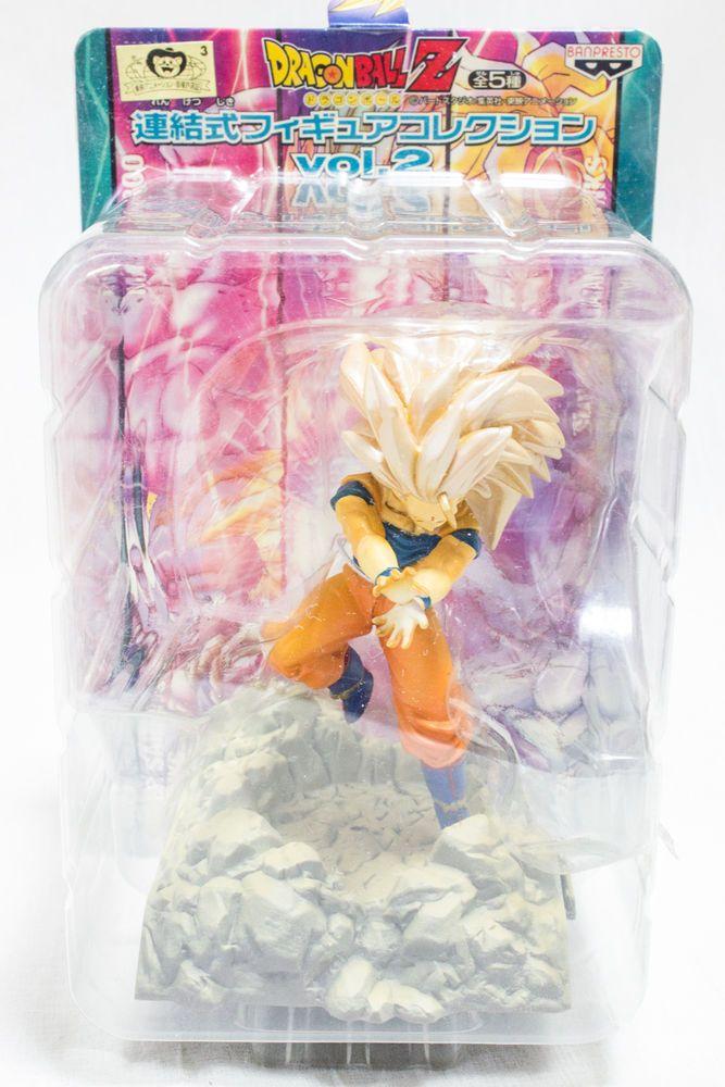 Dragon Ball Z Son Gokou Goku Figure Collection Vol.2 Banpresto JAPAN ANIME MANGA
