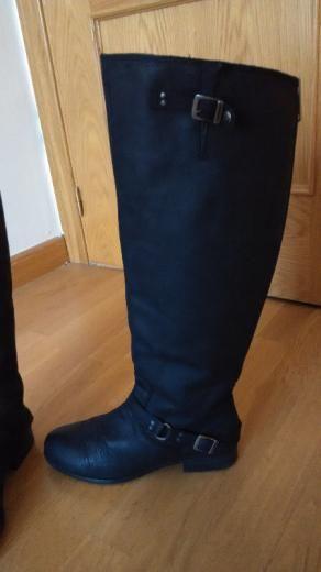 Madrid mujer en Mustang Madrid Calzado Botas de pqxX6tpA