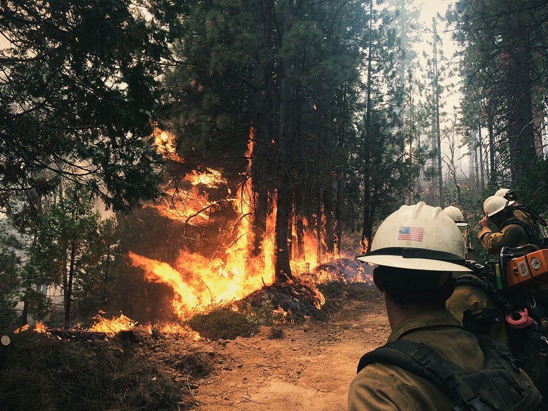 On the fireline   VSCO GRID   VSCO Journal