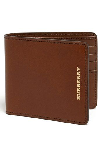 7b7ad0f78e16 Burberry Billfold Wallet available at  Nordstrom VALENTINES GIFT ...