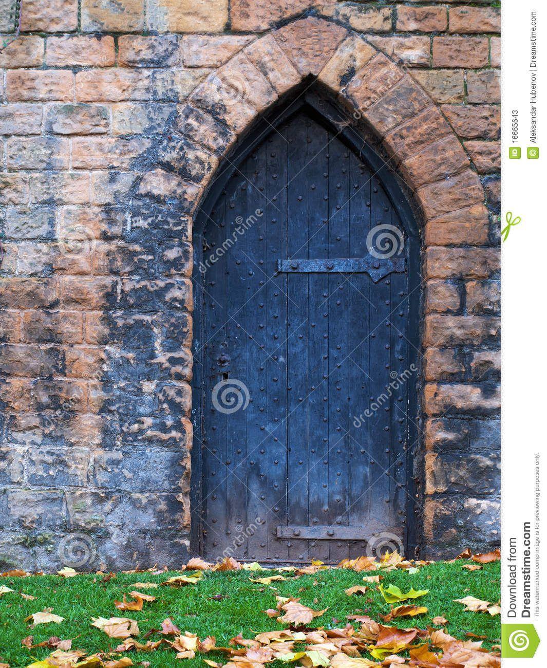 Old Castle Doors | Stock Photos Old castle door & Old Castle Doors | Stock Photos: Old castle door | DOORS ... pezcame.com