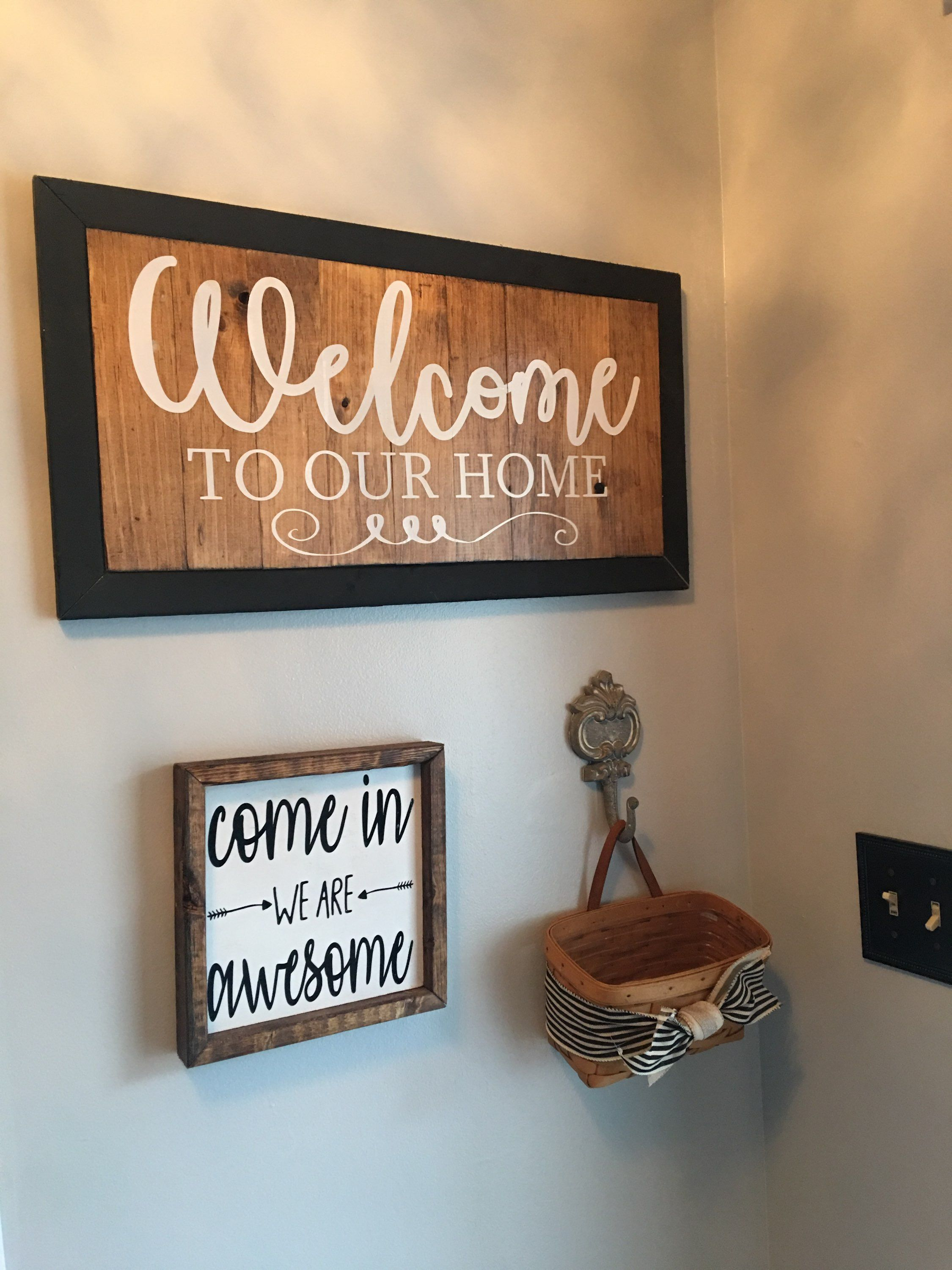 This Item Is Unavailable Foyer Decor Wood Signs For Home Decor