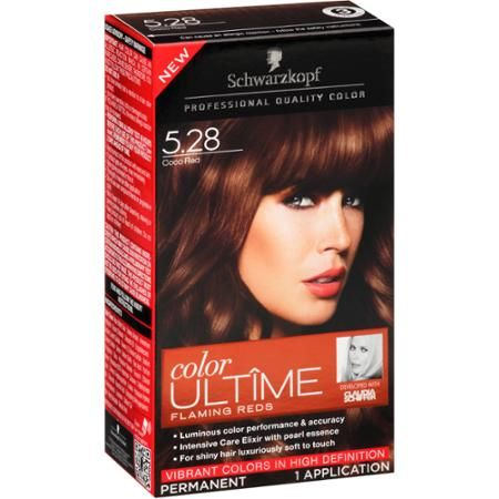 Schwarzkopf Color Ultime Flaming Reds Hair Coloring Kit 5 28 Coco Red Schwarzkopf Hair Color Schwarzkopf Color Red Hair Color