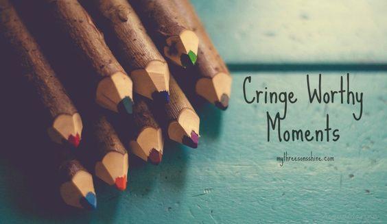 Cringe Worthy Moments Homeschool Encouragement Teaching Tips Teaching Spanish Learning Spanish