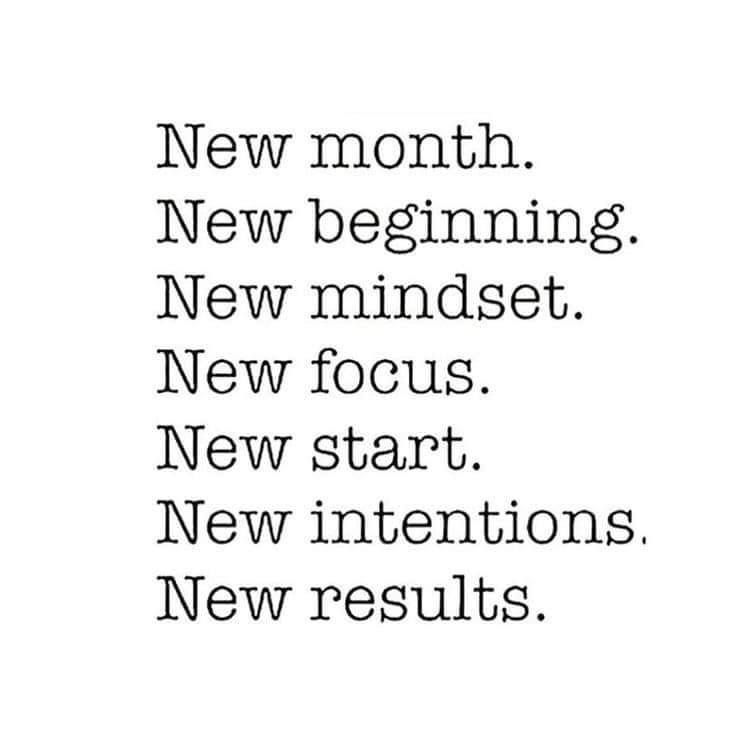 Pin By Lisa Corke On Quotes New Day Quotes New Week Quotes Happy New Month Quotes