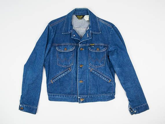Vintage Levis Engineered Jacke L Jacket Denim old school 90s